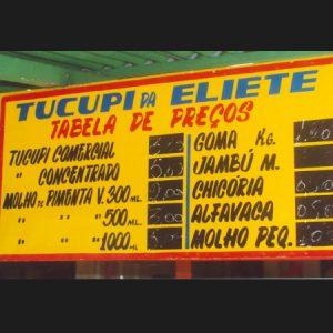 Faça seu pedido no Ver-o-Peso. (Foto: Luiz Joaquim Castelo Branco Carvalho)