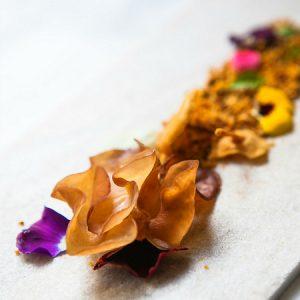 Testes feitos pelo chef Felipe Schaedler com o raphanica (Foto: divulgação)