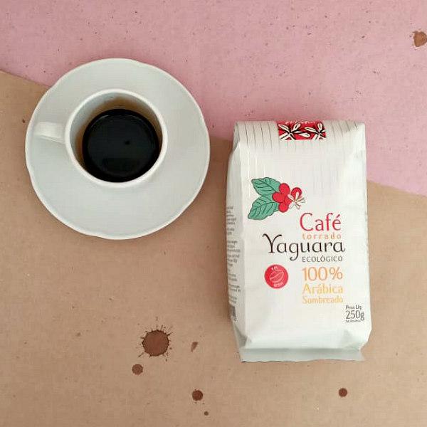 Seleção Cafés Especiais - Yaguara Ecológico